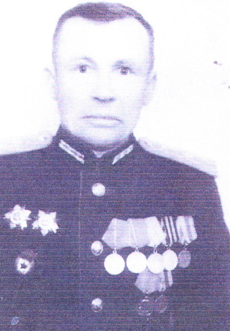 Гринев Михаил Иванович